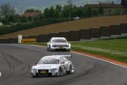 Tom Kristensen, Audi Sport Team Abt Audi A4 DTM 2008, Bernd Schneider, Team HWA AMG Mercedes, AMG Mercedes C-Klasse