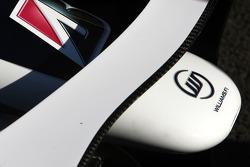 WilliamsF1 Team Nose cone
