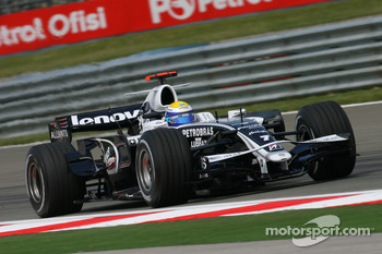 Nico Rosberg, WilliamsF1 Team, FW30