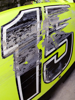 Paul Menard gets his Darlington stripe