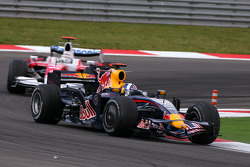 David Coulthard, Red Bull Racing, Jarno Trulli, Toyota F1 Team