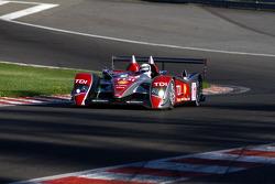 #1 Audi Sport Team Joest Audi R10 TDI: Allan McNish, Rinaldo Capello