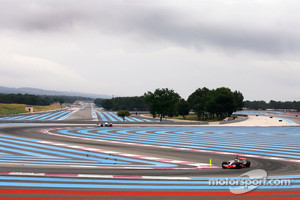 Image from the last F1 race at Paul Ricard