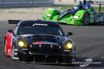 #21 Panoz Team PTG Panoz Esperante GTLM: Tom Sutherland, Tom Milner