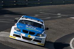 #261 Motorsport Arena Oschersleben BMW 320d: Michael Auriemma, John Mayes, Jimmy Locke, Torsten Schubert