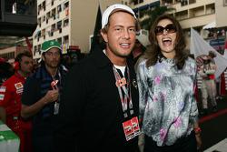 Gavin Dein and Slavica Ecclestone, Wife to Bernie Ecclestone