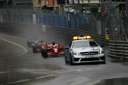 First Safety car