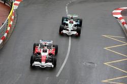 Jarno Trulli, Toyota Racing, Rubens Barrichello, Honda Racing F1 Team