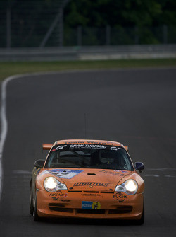 #47 Porsche GT3: Ron Grüter, Michael Budde