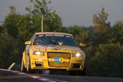 #75 König Komfort- u. Rennsitze GmbH Audi A3: Rudi Speich, Roland Waschkau