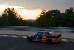 #183 Mercedes-Benz 190E 2.5 16V: Frank Hempel, Gunther Stecher, Hannes Pfledderer, Werner Gusenbauer