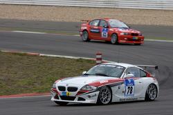 #78 BMW Z4: Dieter Weidenbrück, Michael Holz, Uwe Erdtmann, Thomas Schumacher