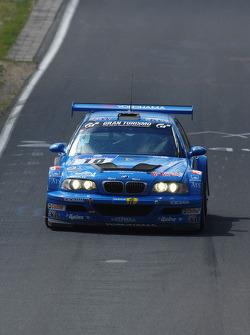 #10 Scuderia Augustusburg Bru_hl e.V. im ADAC BMW M3 E46 GTS: Johannes Scheid;Oliver Kainz