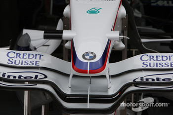 BMW Sauber F1 Team, F1.08, Front wing / Nose