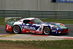 #8 AD Sport Dodge Viper Competition Coupe: Rafael Vanthoor, Kris Wauters