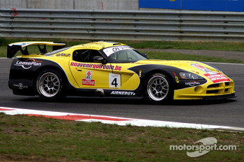 #4 A+ Racing Dodge Viper Competition Coupe: Jeffrey Van Hooydonk, Robert Dierick