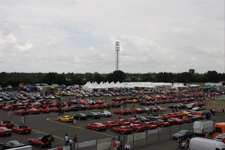 400 Ferrari Against Cancer