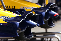 Renault F1 Team front wing