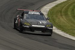#70 SpeedSource Mazda RX-8: Nick Ham, David Haskell, Sylvain Tremblay