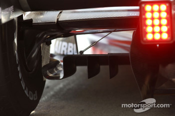 Force India F1 Team, VJM-01, Floor / Diffuser
