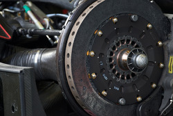 Audi A4 DTM brake detail
