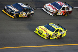 Paul Menard and Mark Martin