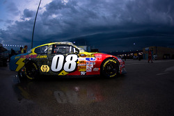Heavy rains washed out qualifying