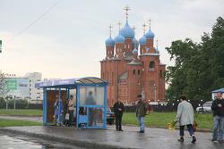 Scenery in Kazan