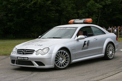 The Formula One Safety car