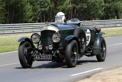 #35 Bentley 4,5 Le Mans 1927: Paul Van Sande