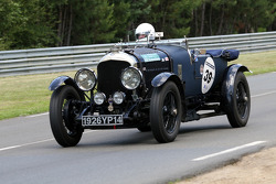 #39 Bentley 4,5 Le Mans 1926: Pascal Behr, Richard Cresswell