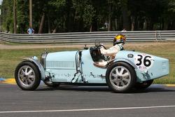 #36 Bugatti 35 1926: Takemoto Kyoto, Namiki Shoji