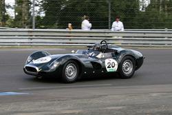 #20 Lister Jaguar Knobbli 958: Shaun Lynn