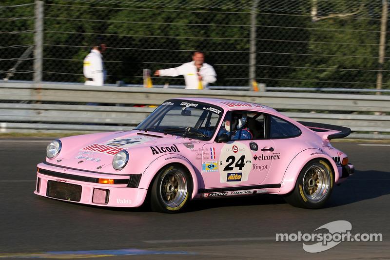 24 Porsche 934 1976 Manfred Freisinger Yanni At Le Mans