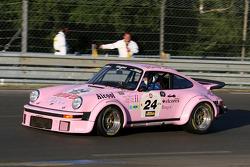 #24 Porsche 934 1976: Manfred Freisinger, Yanni