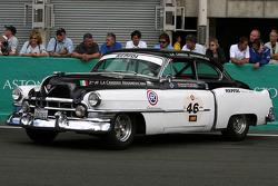 #46 Cadillac Sedan 1950: Camilo Steuer, Carlos De Miguel
