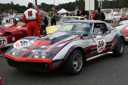 #59 Chevrolet Corvette 1968: Robert Dubler, Hans Hauser