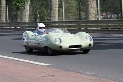#37 Lotus Xi 1957: François Cointreau, Alfred Cointreau