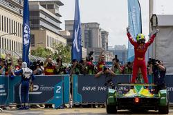 Race winner Lucas di Grassi, ABT Schaeffler Audi Sport