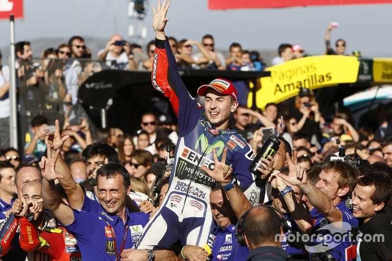 Grand Prix van Valencia - winnaar