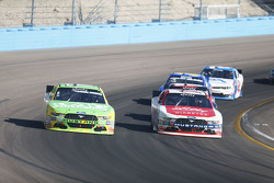 Chris Buescher, Roush Fenway Racing Ford and Ryan Reed, Roush Fenway Racing Ford