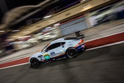 阿斯顿马丁车队95号阿斯顿马丁Vantage GTE赛车:马克·索伦森、克里斯多夫赫·尼加德、尼基·蒂姆
