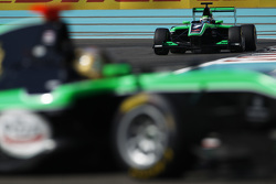 Seb Morris, Status Grand Prix and Sandy Stuvik, Status Grand Prix