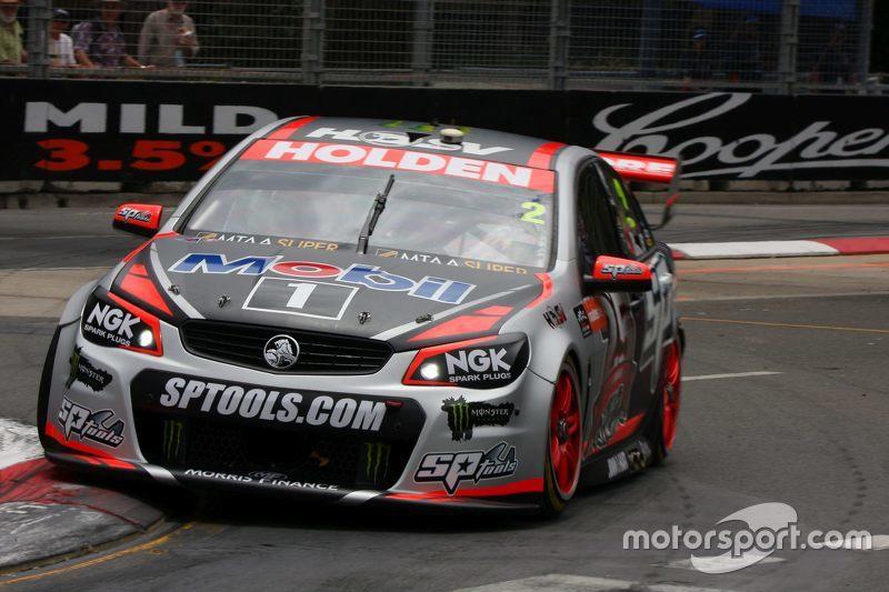 Garth Tander Holden Racing Team At Homebush