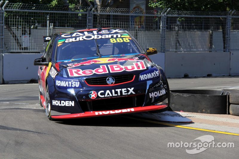 Craig Lowndes Triple Eight Race Engineering Holden At