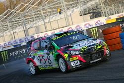 Alessandro Bosca and Roberto Aresca, Hyundai i20