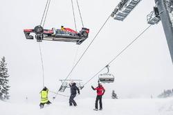 Red Bull Showrun: Kitzbühel, Austria