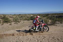 #19 Honda: Michael Metge
