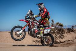 #47 Honda: Kevin Benavides