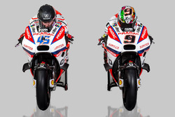 Scott Redding and Danilo Petrucci, Pramac Racing Ducati